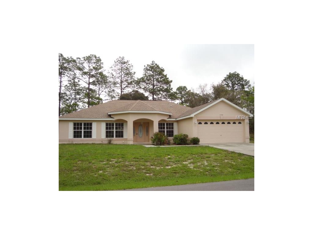 15284 Mount Sparrow Rd, Brooksville, FL