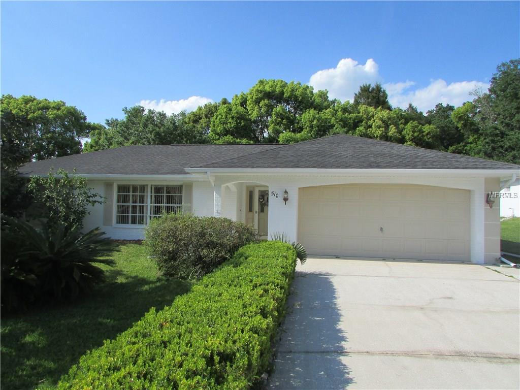510 Underwood Ave, Brooksville, FL