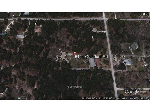 5411 Golddust Rd, Spring Hill, FL 34609