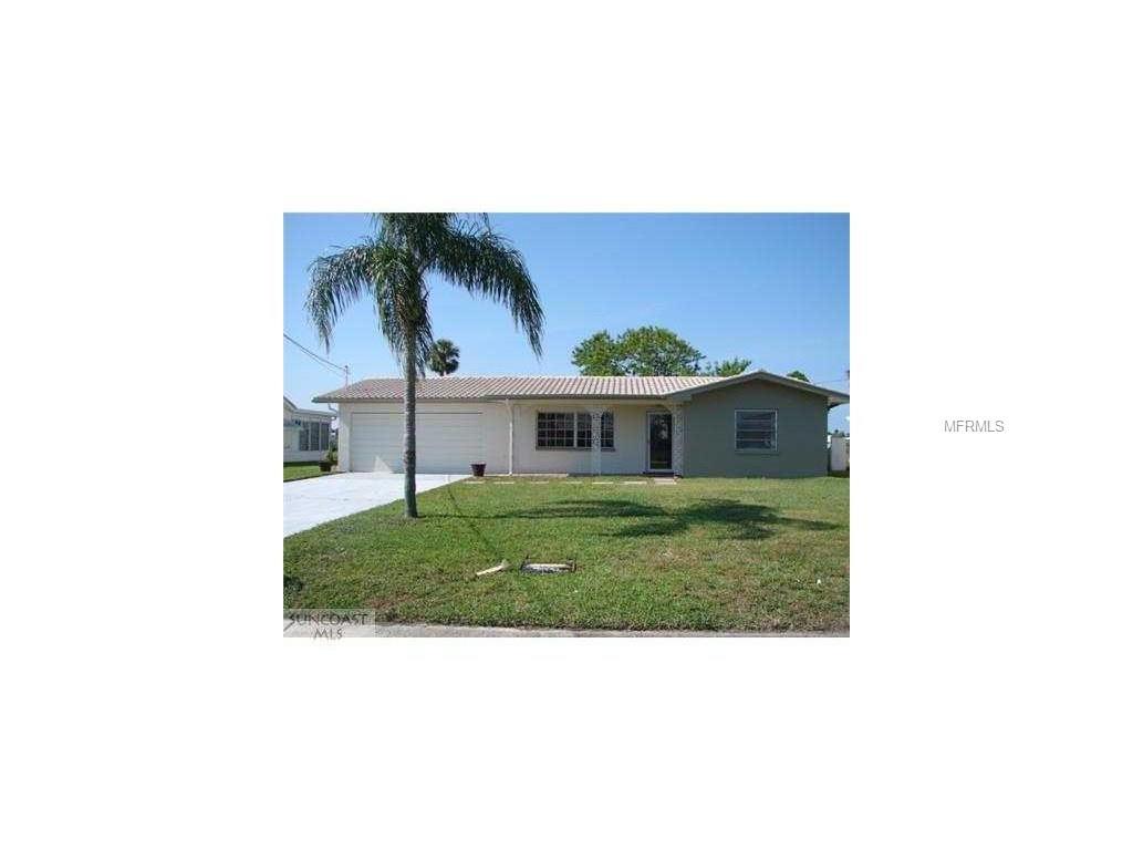 4030 Headsail Drive, New Port Richey, FL 34652