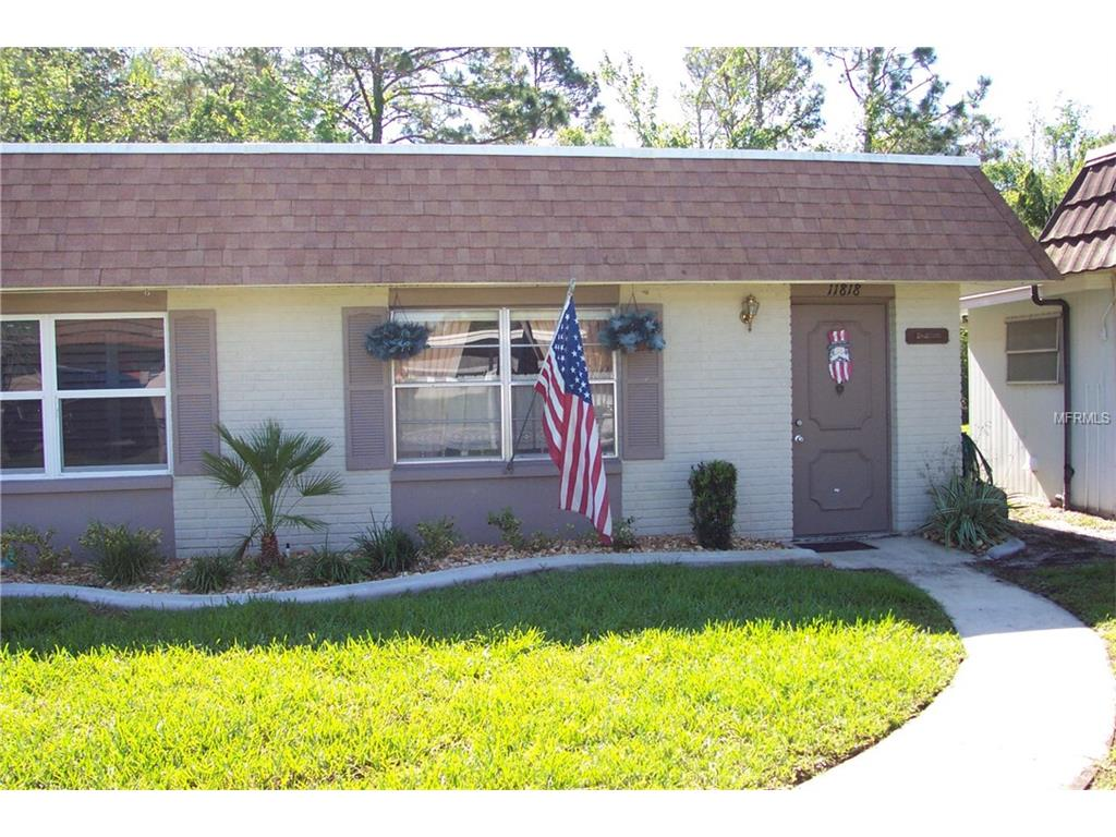 11818 Carissa Ln #11818, New Port Richey, FL 34654