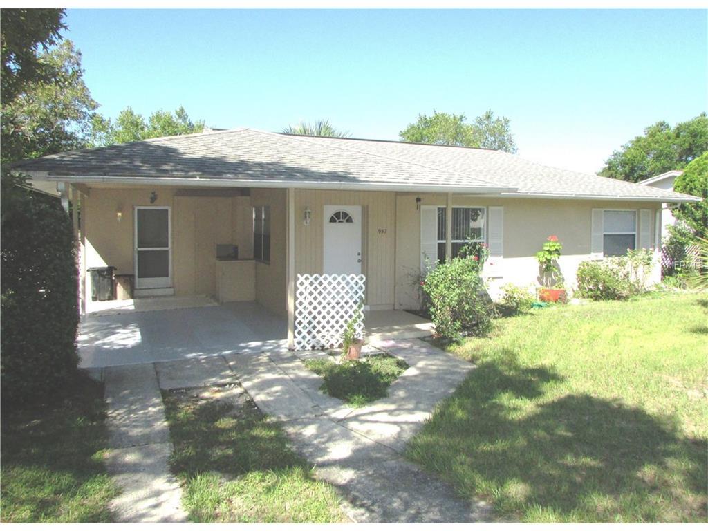 957 Cobblestone Dr, Spring Hill, FL 34606