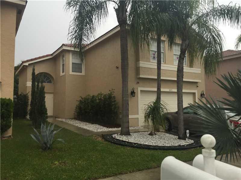 1873 SW 173 Ave, Hollywood, FL