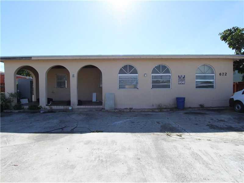 672 E 21st Street, Hialeah, FL 33013
