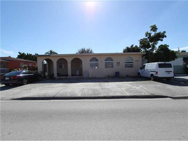 672 E 21st St, Hialeah, FL 33013