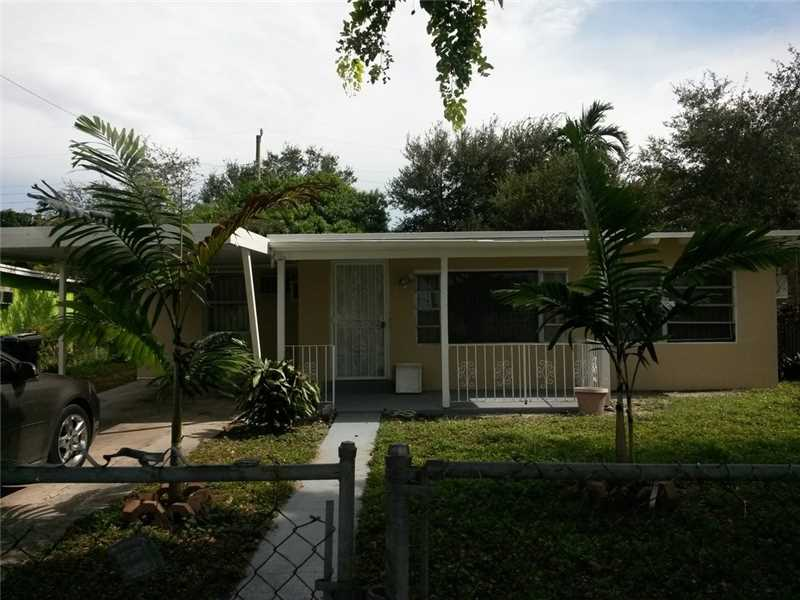 1850 Rutland St, Opa Locka, FL