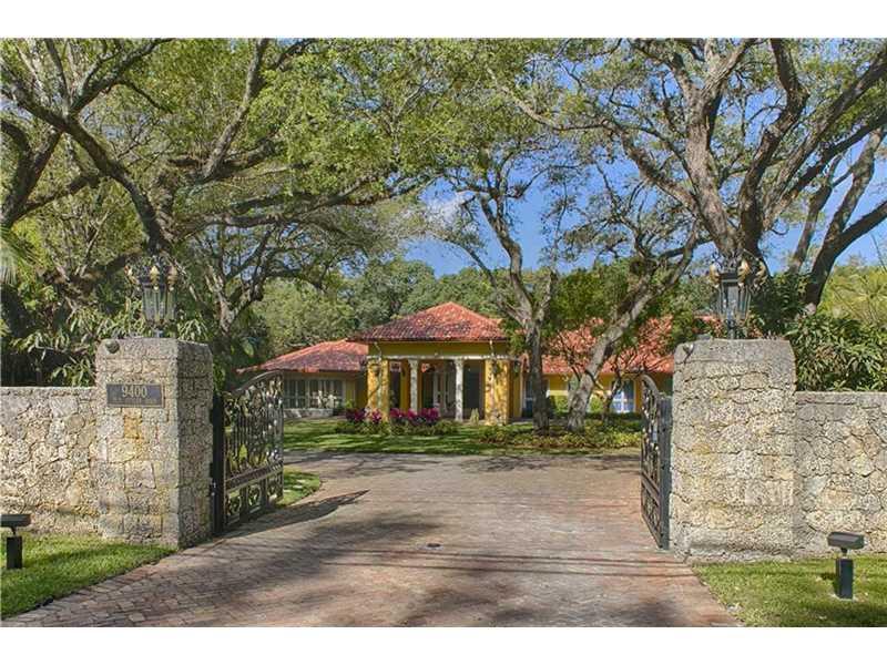 9400 Old Cutler Road, Coral Gables, FL 33156