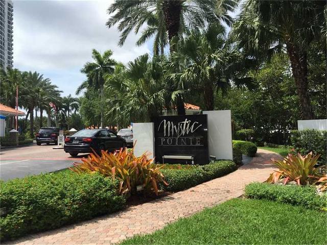 3530 Mystic Pointe Dr #APT 3107, Miami FL 33180