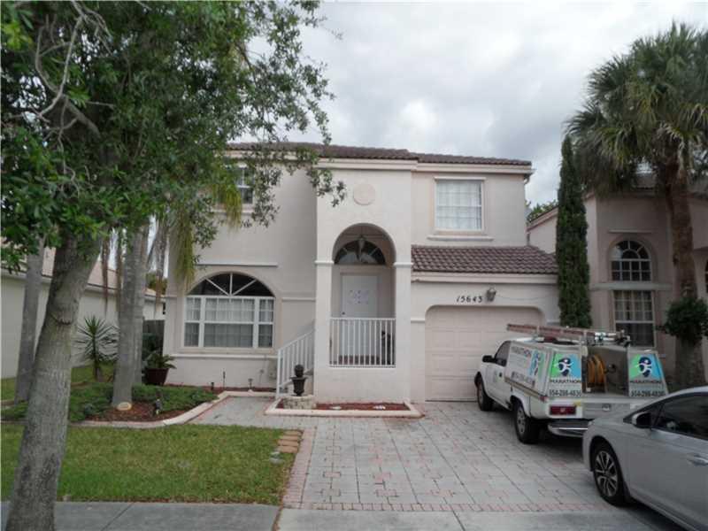 15643 NW 12th Rd, Pembroke Pines, FL