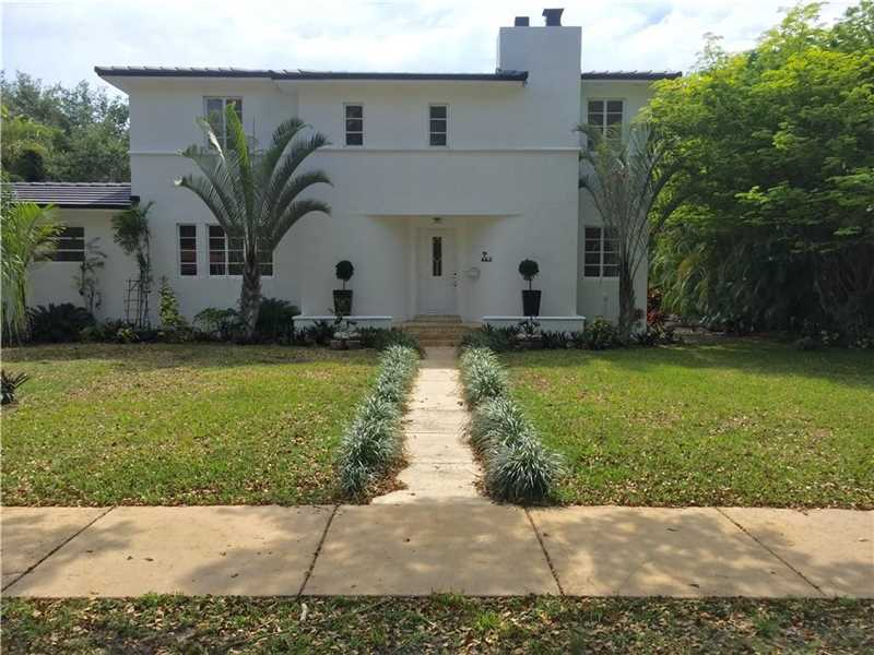 3621 Monserrate Street, Coral Gables, FL 33134