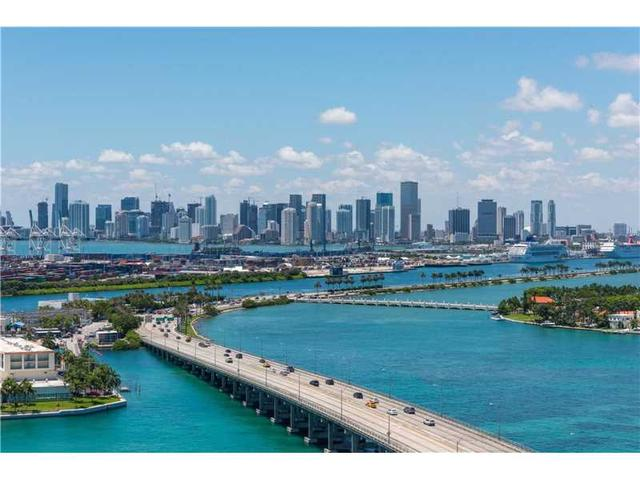 450 Alton Rd #2203, Miami Beach, FL 33139