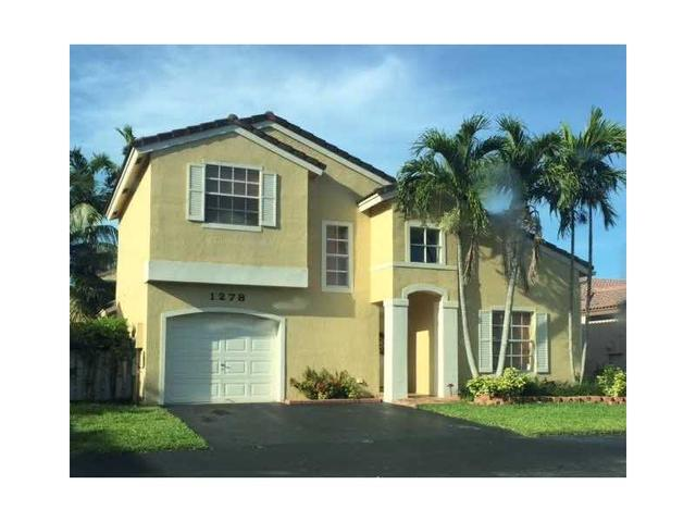 1278 NW 125th Ter Fort Lauderdale, FL 33323