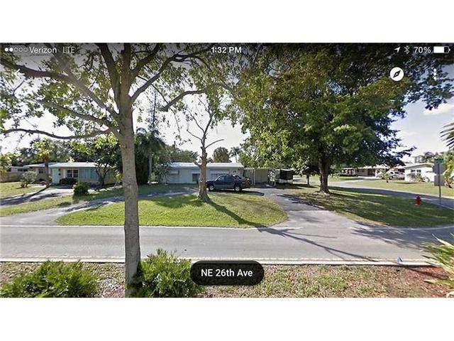 1231 NE 26th Ave Pompano Beach, FL 33062
