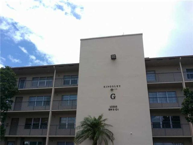 13255 SW 9th Ct #414G Hollywood, FL 33025