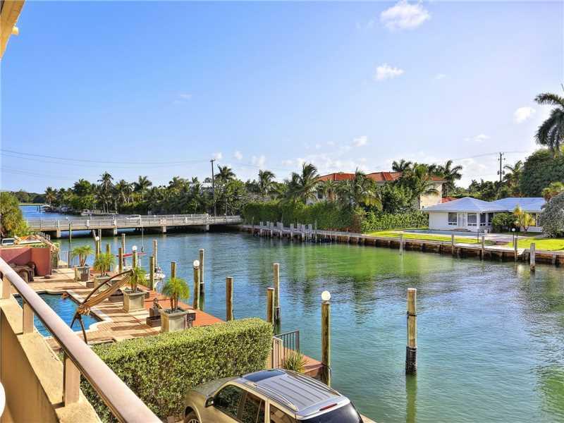 9660 W Bay Harbor Drive #2E, Bay Harbor Islands, FL 33154