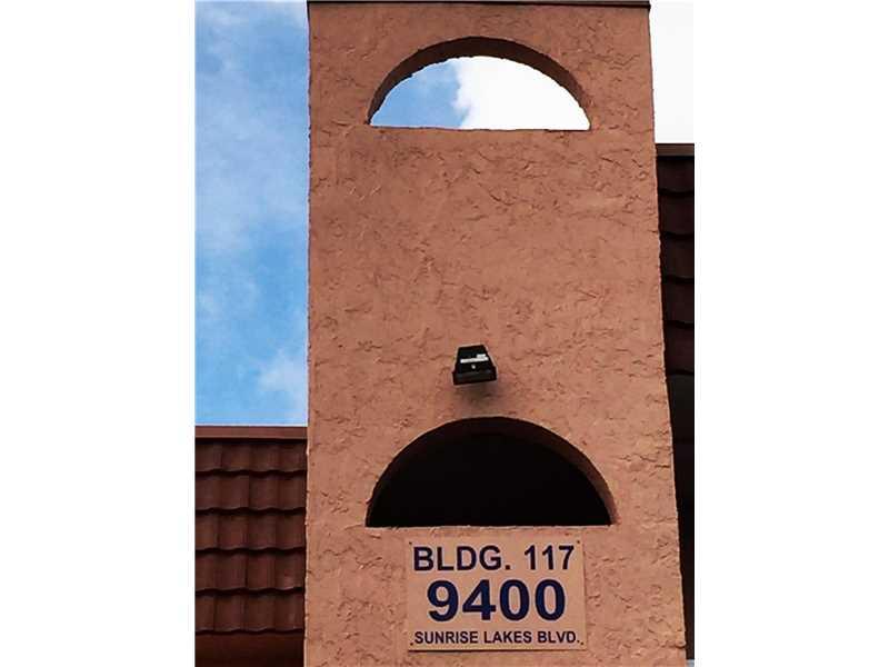 9400 Sunrise Lakes Boulevard #308, Sunrise, FL 33322
