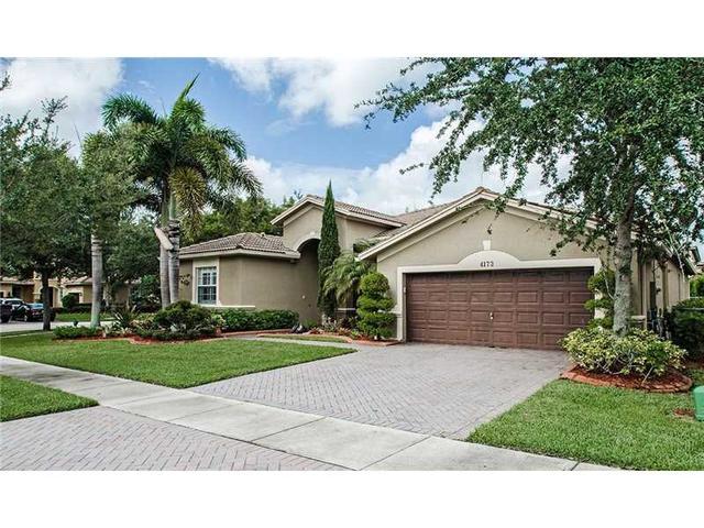 4173 E Gardenia Ave, Weston, FL 33332
