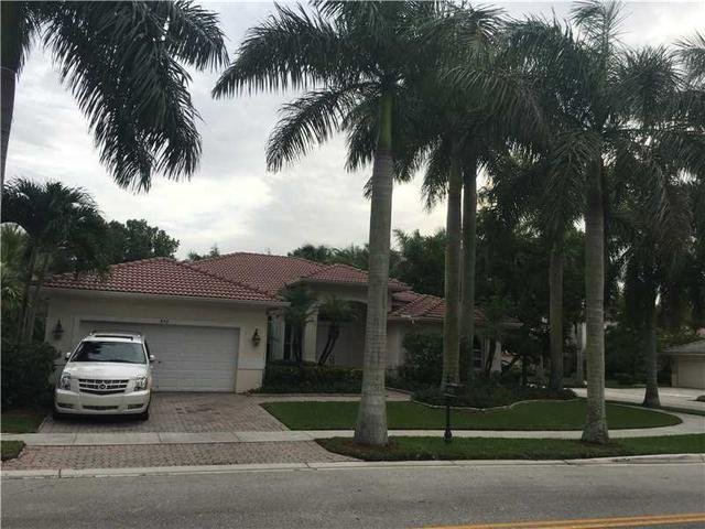 852 Reflection Ln, Weston, FL 33327