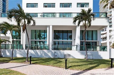 6345 Collins Ave TH 2 Miami Beach FL 33141
