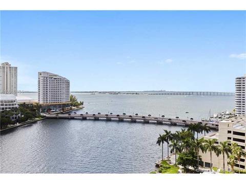495 Brickell Ave #1405, Miami, FL 33131