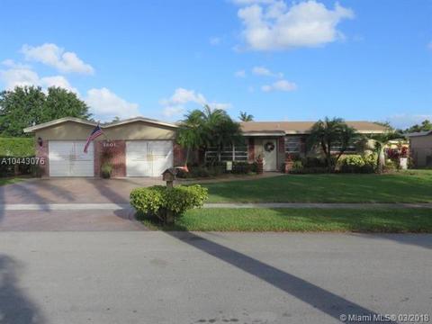 1801 NW 111 Ter, Pembroke Pines, FL 33026