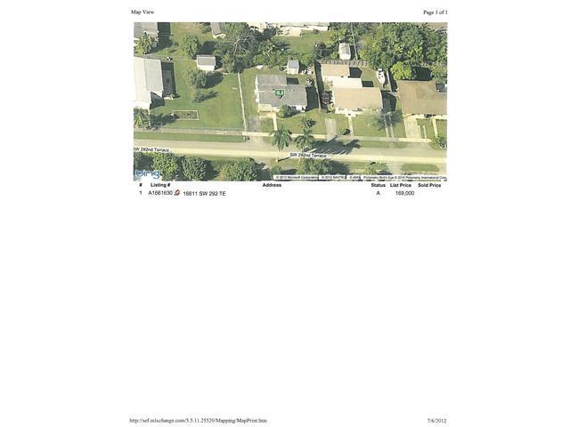 16611 SW 292 Te, Homestead, FL