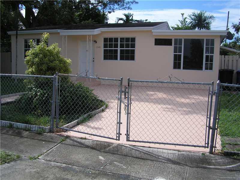 1540 NE 155 Te, Miami, FL 33162