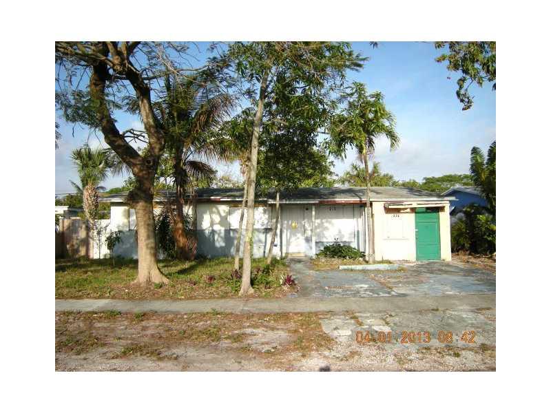 601 SW 22nd Te, Fort Lauderdale, FL 33312