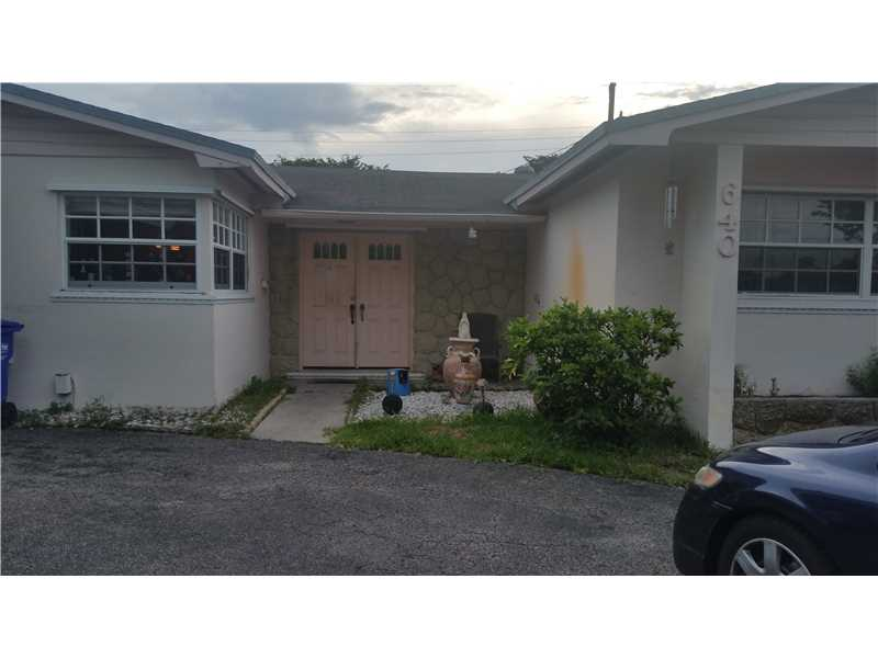 640 SW 66 Te, Hollywood, FL