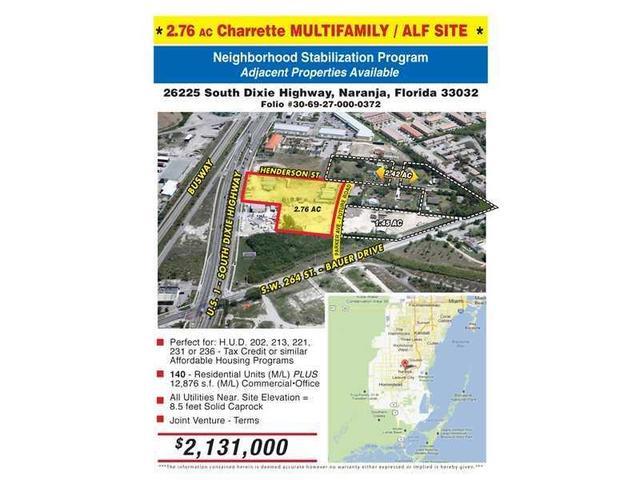26225 S Dixie Hwy, Naranja, FL 33032
