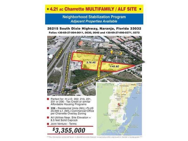 26215 S Dixie Hwy, Naranja, FL 33032