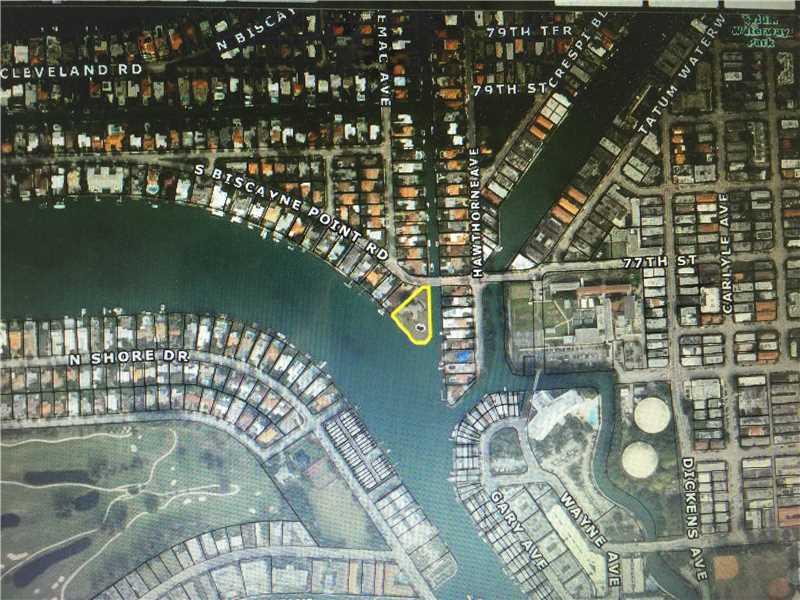 1134 S Biscayne Point Rd, Miami Beach, FL
