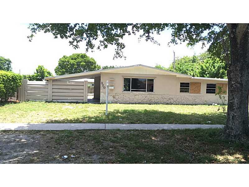 320 NW 70th Ave, Hollywood, FL