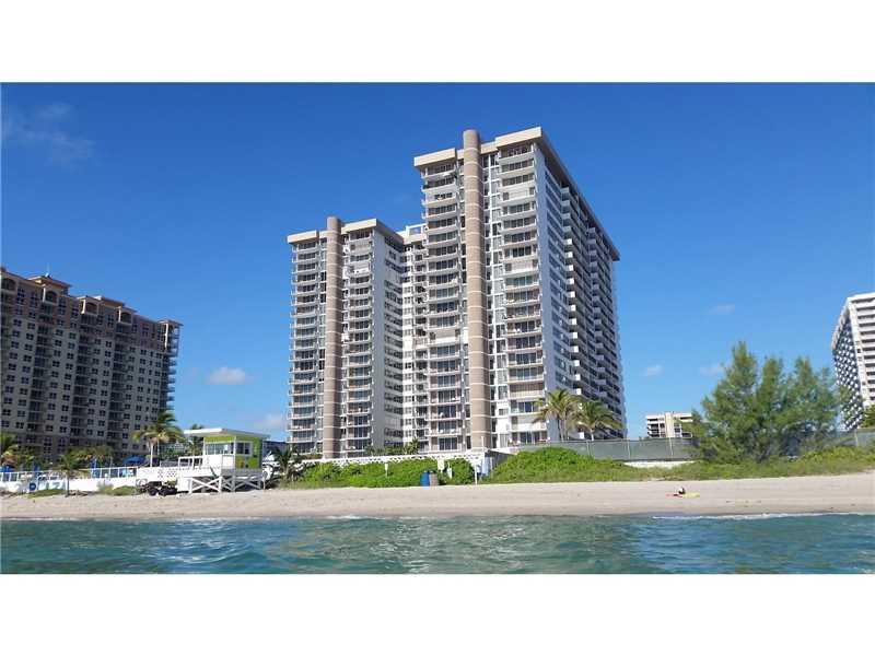 2030 S Ocean Drive #1826, Hallandale, FL 33009