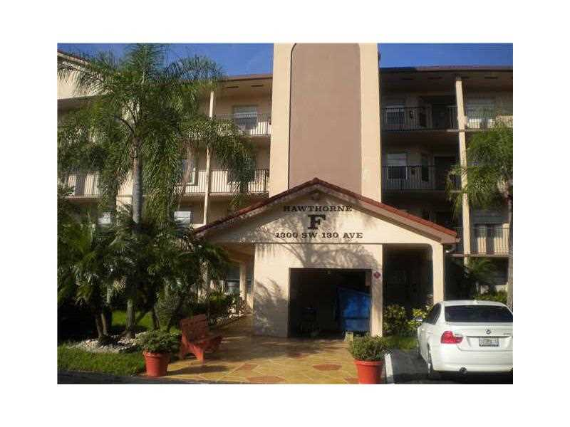 1300 SW 130 Ave #APT 103f, Hollywood, FL