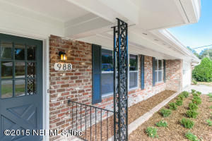 988 Parkridge Cir, Jacksonville, FL