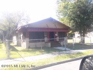 1444 W 5th, Jacksonville FL 32209