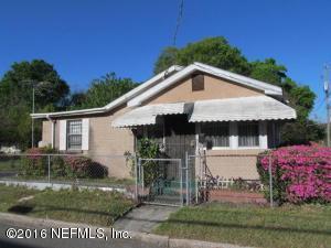 1764 Grunthal St, Jacksonville FL 32209