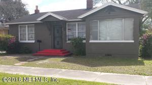 1464 15th St, Jacksonville FL 32209