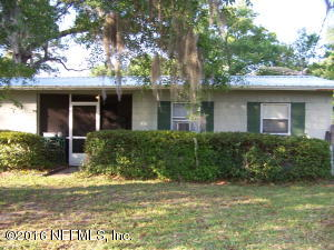 107 Railroad Ave, Pomona Park, FL