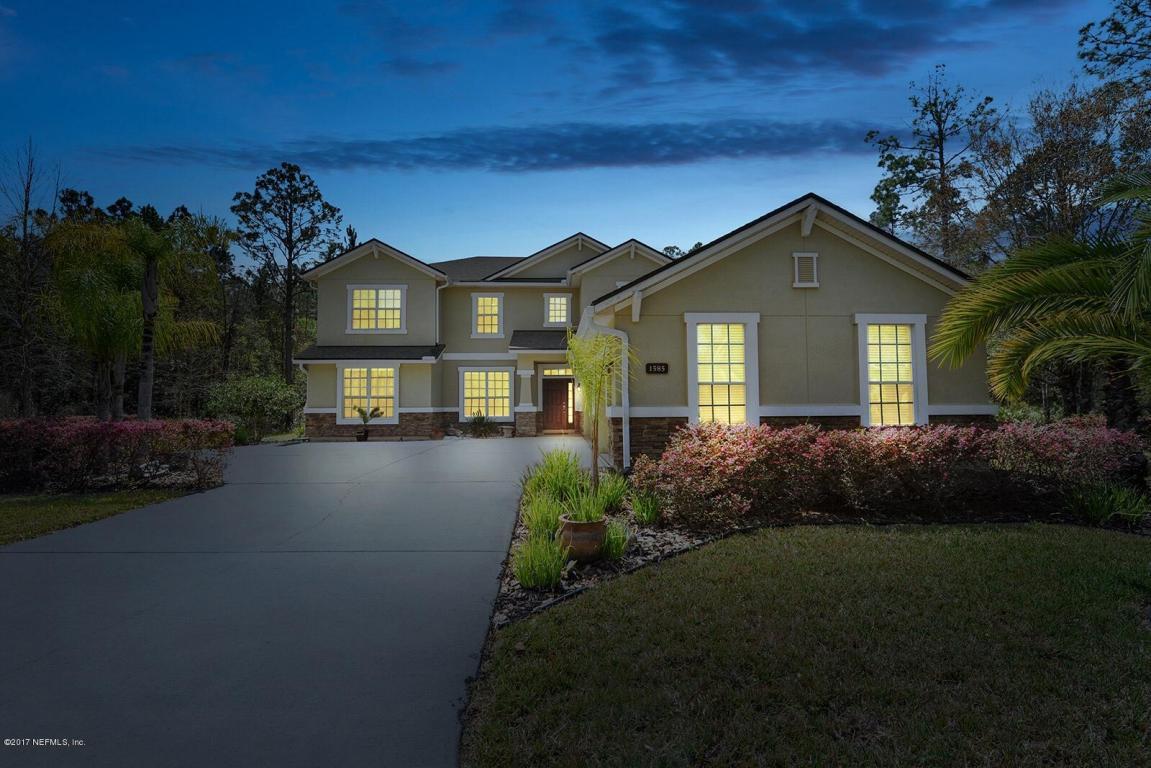 1585 Green Moss Lane, Orange Park, FL 32065