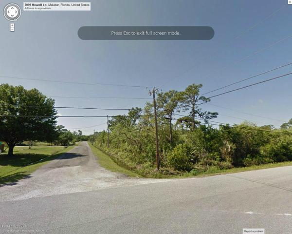 00000 Hall And Rays Lane Corner Lot Ln, Malabar, FL 32950