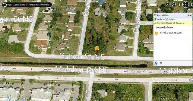 00000 Bonfire Avenue Yukon Corner St, Palm Bay, FL 32907