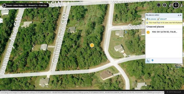 1066 SW Satin Rd, Palm Bay, FL 32908