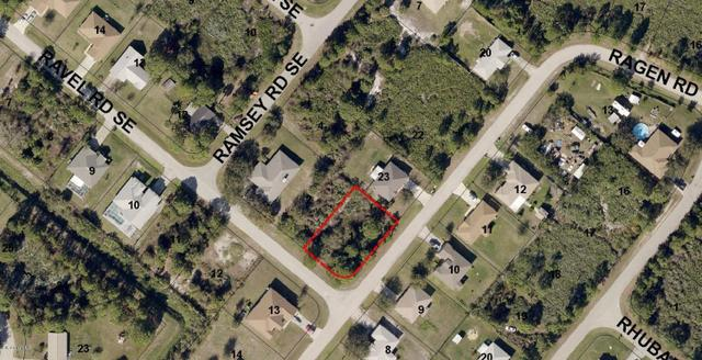 00 Corner Of Ragen Rdravel Rd, Palm Bay, FL 32909