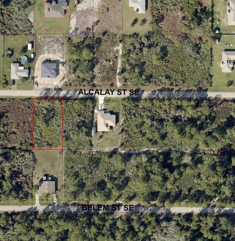 1626 Alcalay St SE, Palm Bay, FL 32909