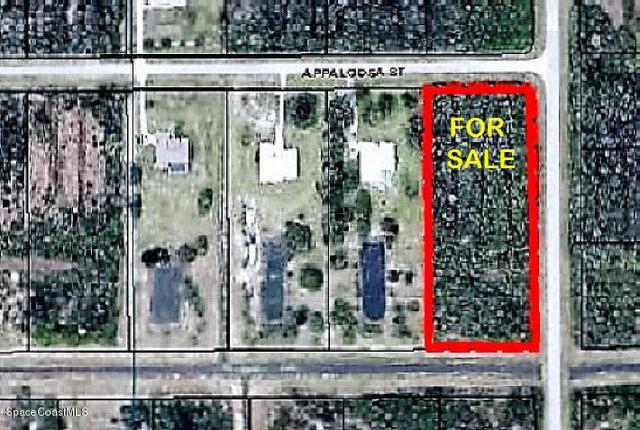 Corner Of Appaloosa St & Deer Run Rd, Palm Bay, FL 32909