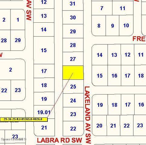 2734 Lakeland Ave SW, Palm Bay, FL 32908