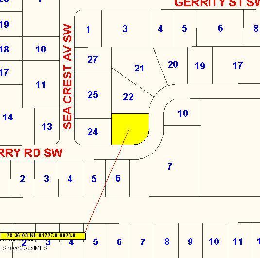1285 Gerry Road SW, Palm Bay, FL 32908