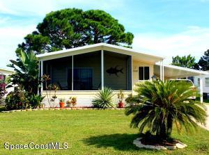 1442 Gardenia Drive, Barefoot Bay, FL 32976
